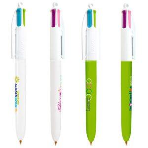 BIC 4 Colores Fashion Bolígrafo