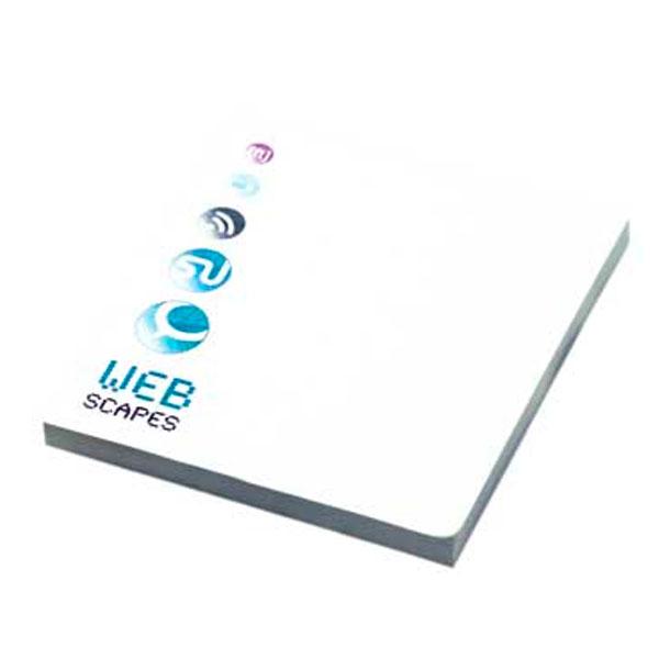 BIC 68 mm x 75 mm Notas Adhesivas