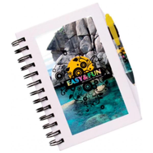BIC Notebooks Chipboard Cover britePix