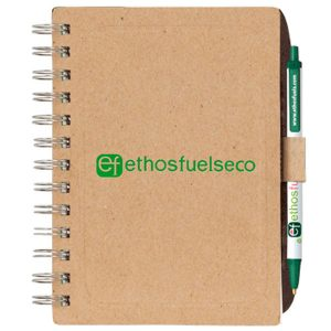 BIC Notebooks Cubierta con Fibra Reciclada