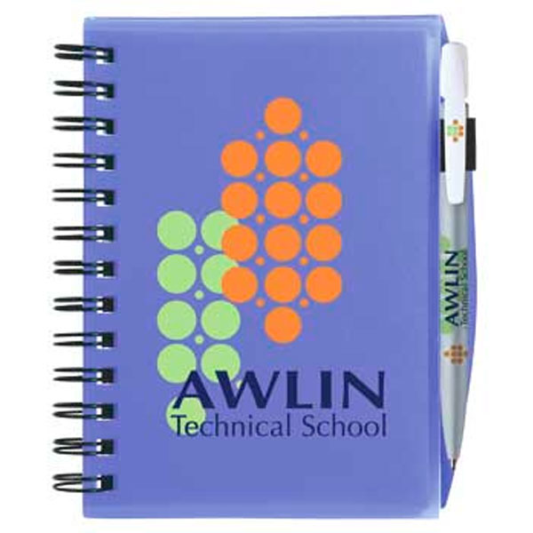 BIC Notebooks Cubierta de Plástico Colores Fashion
