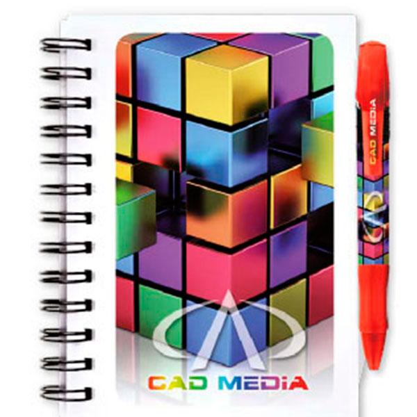 BIC Notebooks Cubierta de Plástico britePix