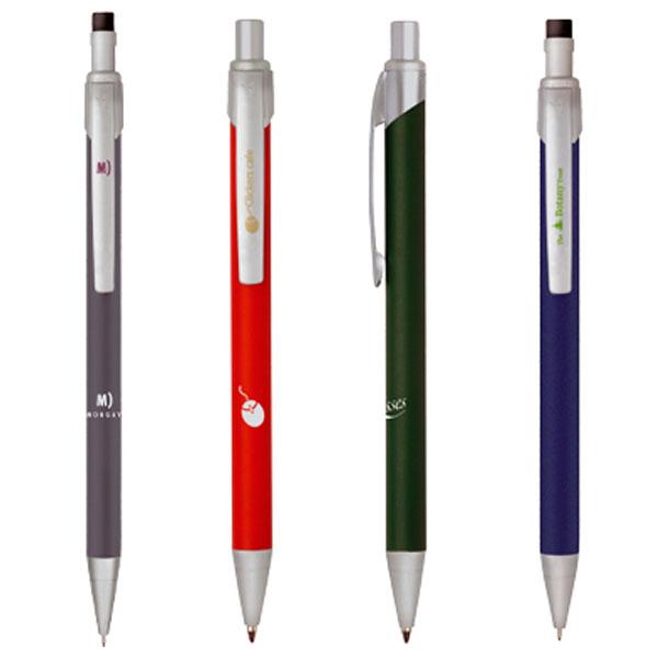 BIC Rondo Style Rubberised Bolígrafo y Portaminas