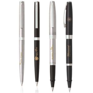 Sheaffer Sagaris Chrome Trim