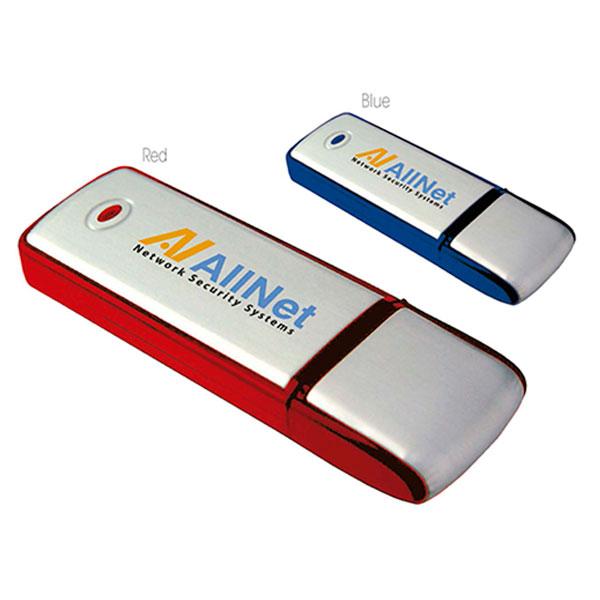 09204 Square Two Tone USB 2.0 Memoria USB