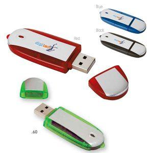 09217 Two Tone USB 2.0 Memoria USB