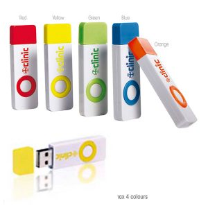 09337 Colour Pop USB 2.0 Memoria USB