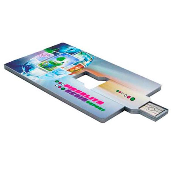 09385 Flip Card USB 2.0 Memoria USB