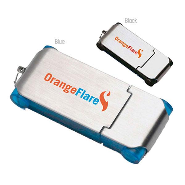 09426 Metal Two Tone USB 2.0 Memoria USB