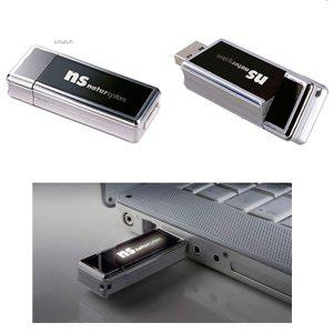 09544 Illuminated Logo USB 2.0 Memoria USB