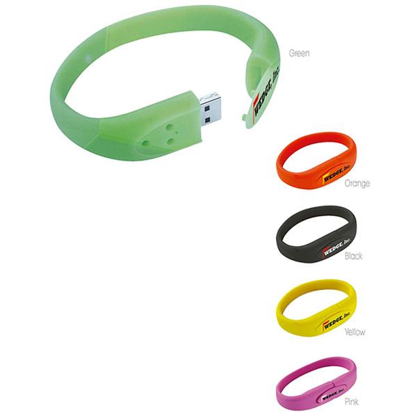 09588 Bracelet USB 2.0 Memoria USB
