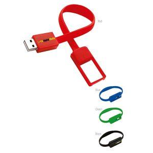 09589 Slim Bracelet USB 2.0 Memoria USB
