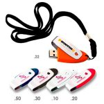09596 Oval USB 2.0 Memoria USB