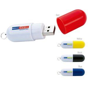 09611 Capsule USB 2.0 Memoria USB