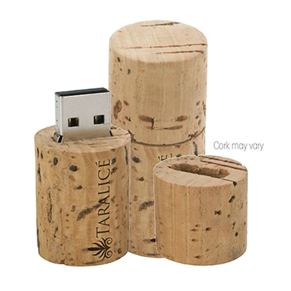 09612 Cork USB 2.0 Memoria USB