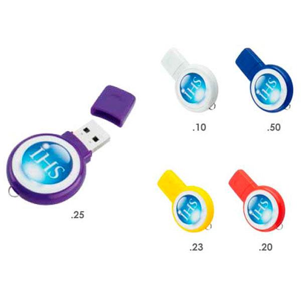 09616 Circle USB 2.0 Memoria USB