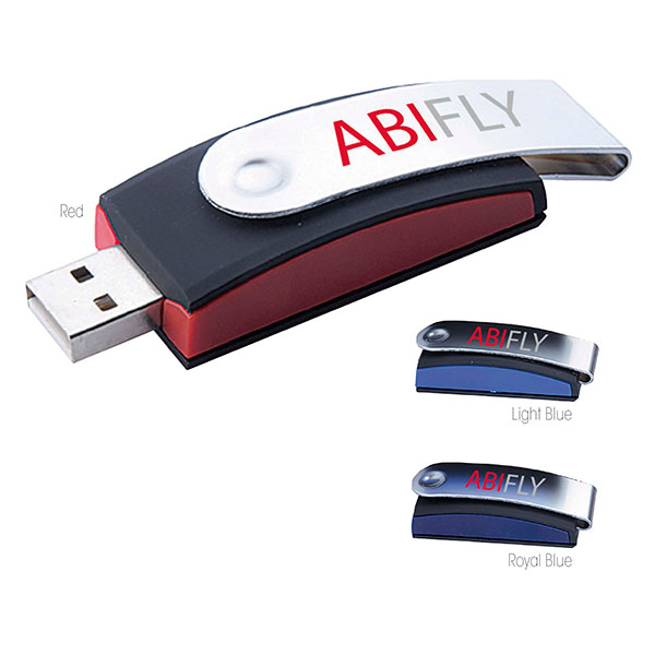 09619 Retractable USB 2.0 Memoria USB