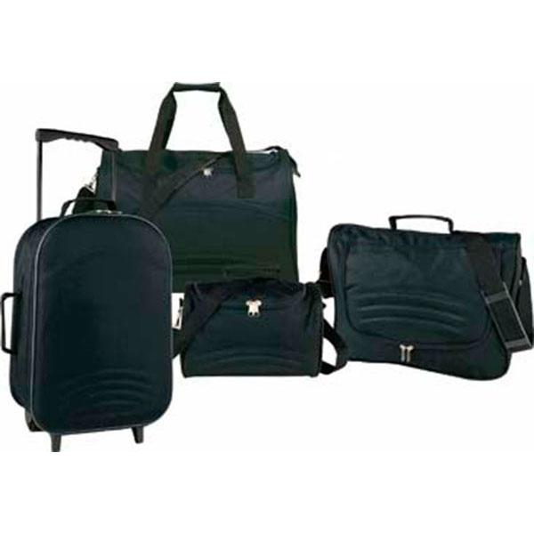 72040 Conjunto de equipaje para viaje de 4 piezas