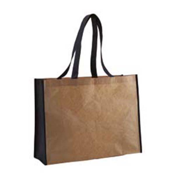75104 Bolsa de papel reciclado de non woven