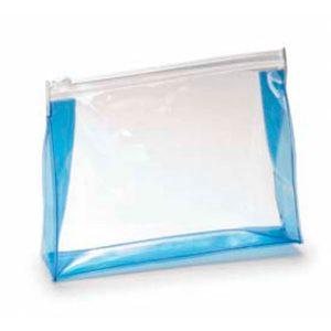 76039 Bolsa de aseo transparente