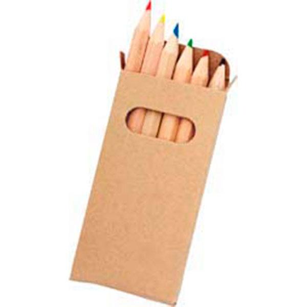11004 Set de 6 lápices