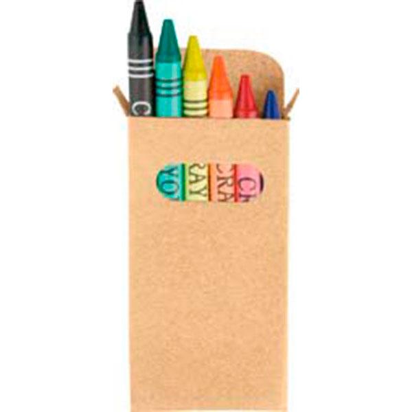 11797 Set de 6 lápices de colores