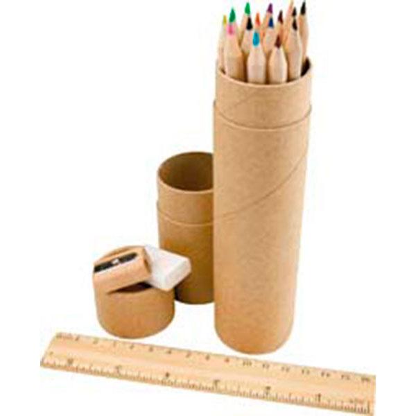 11804 Set de 19 lápices de colores