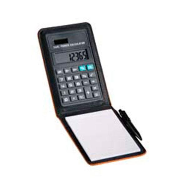 14032 Calculadora con bloc de notas