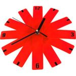 23042 Reloj de pared plegable
