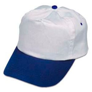 38031 Gorra de 5 paneles de algodón