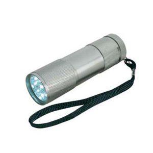55024 Mini linterna LED de aluminio