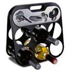 81149 Set de vino con botellero plegable