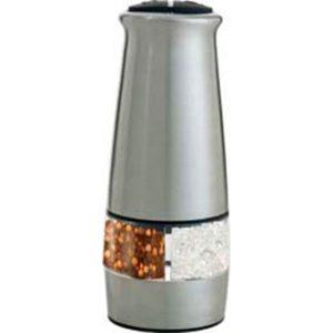 82014 Molinillo para sal y pimienta eléctrico 2 en 1