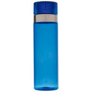 91069 Botella sport con anilla metálica