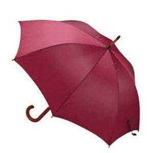 96072 Paraguas automático con el mango de madera