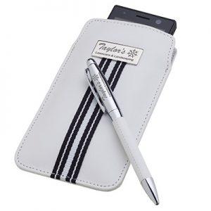 62085 Set de funda para móvil con bolígrafo