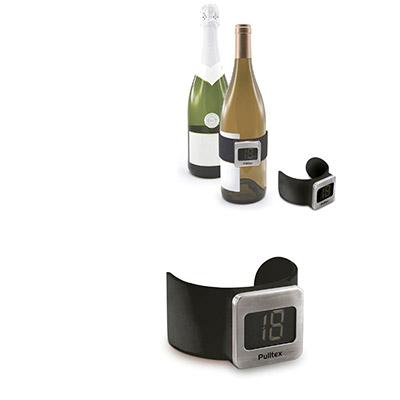 81074 Termómetro para vino Pulltex