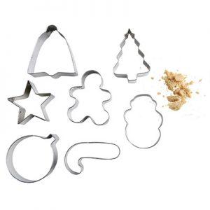 85029 Set de moldes para galletas britePix