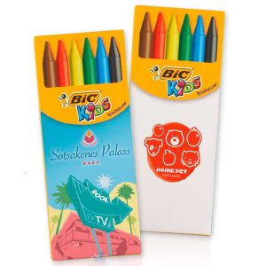 BIC Kids Plastidecor Ceras de colores