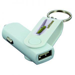 09635 Cargador USB de móvil para el coche