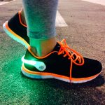 60058 Linterna Verde para zapato