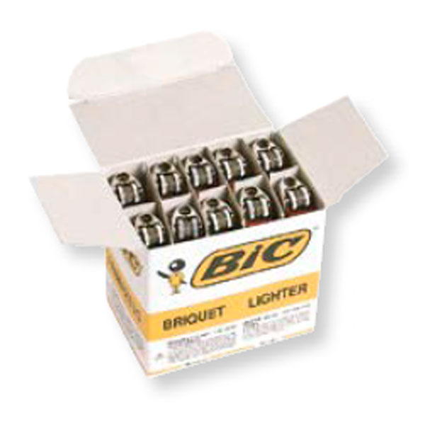 BIC Special Packaging for Lighters