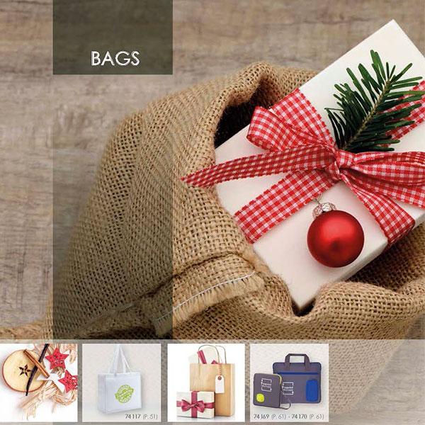 Christmas Magazine Bolsas