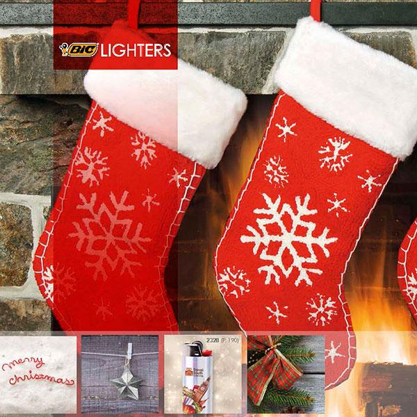 Christmas Magazine Encendedores