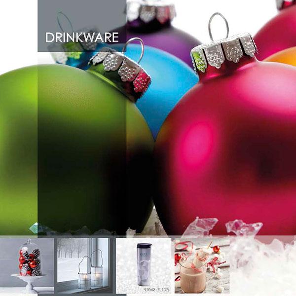 Christmas Magazine Recipientes de Bebida