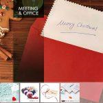 Christmas Magazine Reuniones y Oficina