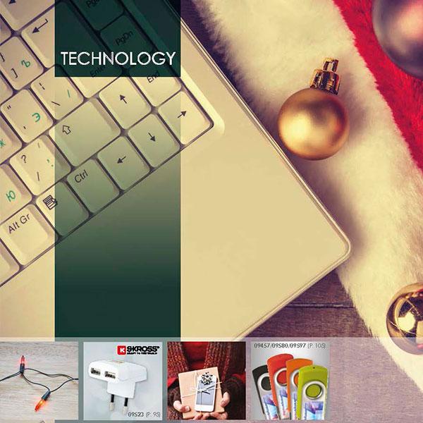 Christmas Magazine Tecnologia