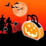 75204 Bolsa Reflectante Halloween