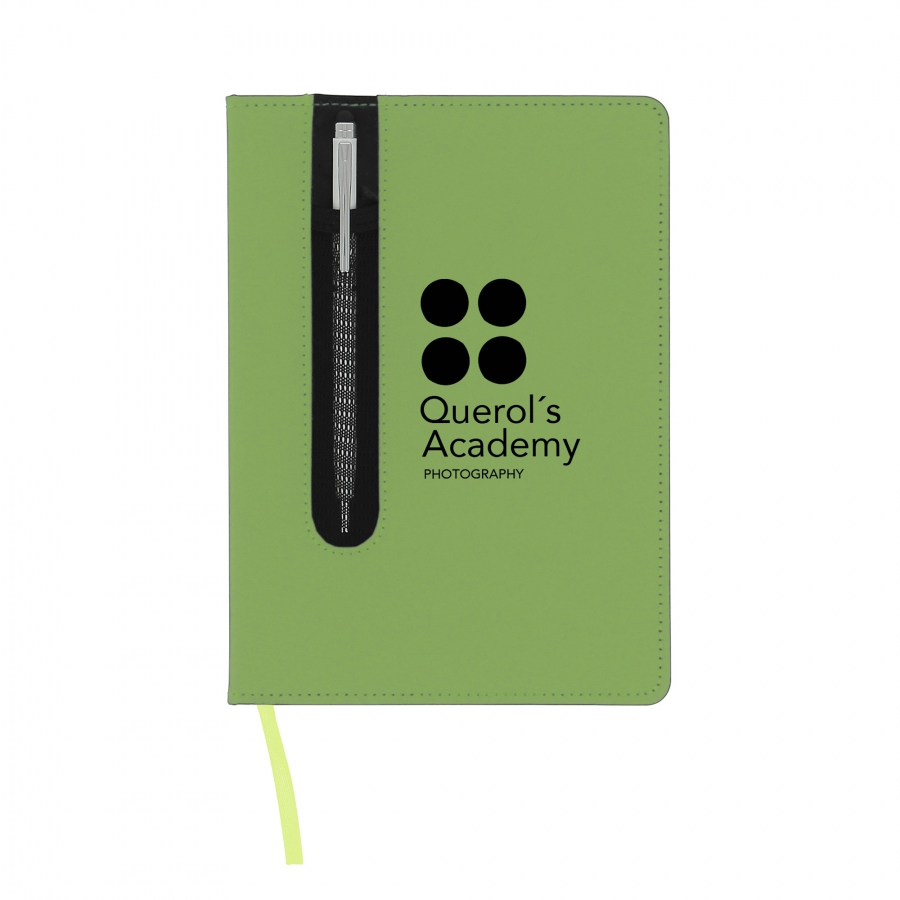15062 Cuaderno soft-touch