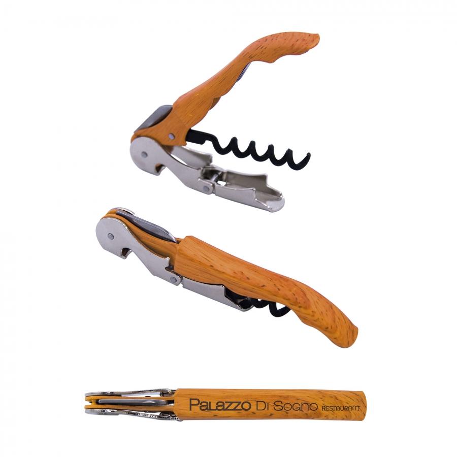 81117 Sacacorchos Pulltap's wood look Pulltex®